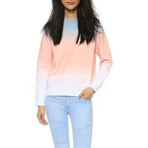 MBMJ Ombré Sweatshirt Marc Jacobs tie-dye